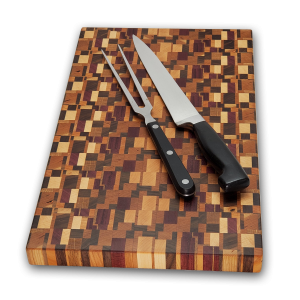 end grain cutting board by Naturally Wood of Nanaimo
