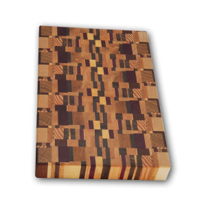 small end grain cutting board by Naturally Wood of Nanaimo