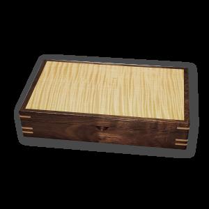 small jewelry box by naturally wood of nanaimo, bc